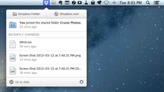 Dropbox 2.0 For Mac Now Available – MacStories
