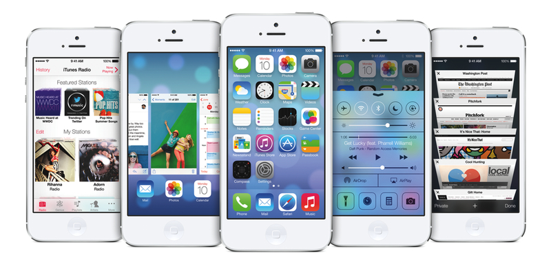 iOS 7: Thoughts and Questions